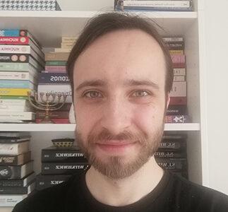 dr Damian Luty - etyka, filozofia