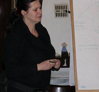 mgr Dorota Jarczyńska-Smurawa - pedagożka