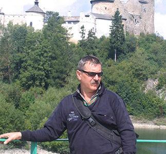 mgr Jarosław Michalak - geografia